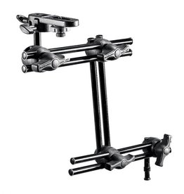 Manfrotto 396B-3 Sections Double arm + Camera bracket