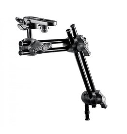 Manfrotto 396B-2 Sections Double arm + Camera bracket