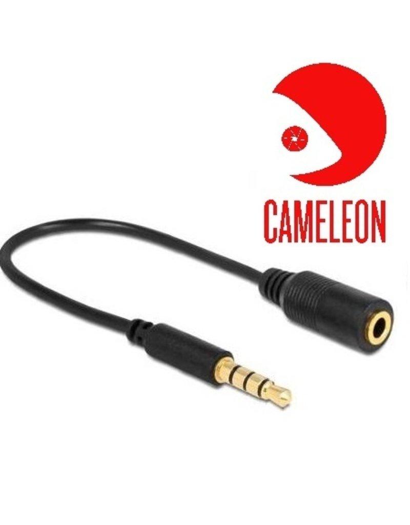 Cameleon Cameleon TRS naar TRRS Adapter