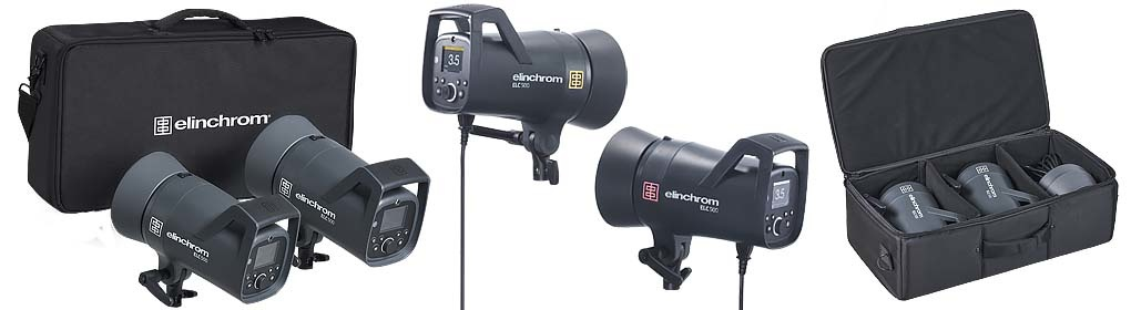 Elinchrom ELC 500 Dual Kit