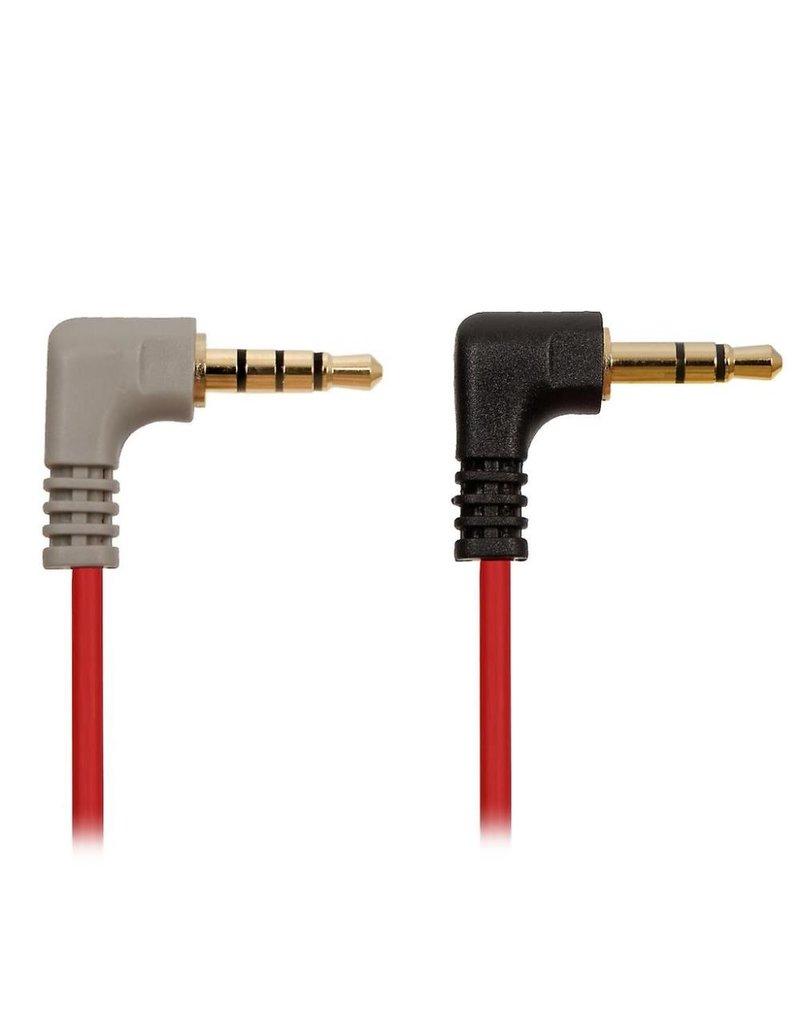 Cameleon Cameleon kabel 3.5mm TRS naar 3.5 mm TRRS