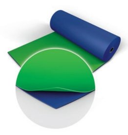 Harlequin Oprolbare Chroma Key Vloer Groen/ Blauw ( 2 x 10 m)
