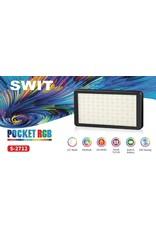 Swit Swit Pocket RGB Camera LED Light