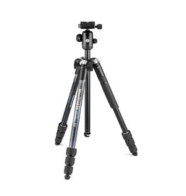 Manfrotto Element MII Aluminium Black 4 Sections with BH