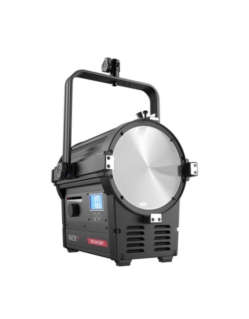 """Rayzr Rayzr 7 200 Daylight 7"""" LED Fresnel Light"""