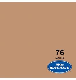 Savage Savage achtergrond papier op rol 2.18 m x 11m Mocha #76