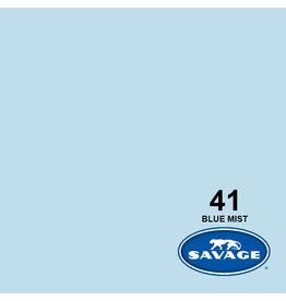 Savage Achtergrondpapier op rol 2.75 x 11 mtr. Blue Mist # 41