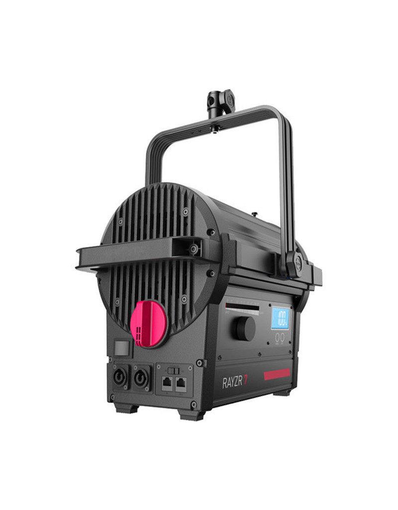 "Rayzr Rayzr 7 300B Bi-Color 7"" LED Fresnel Light"