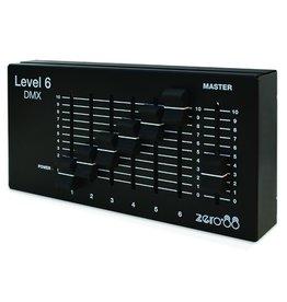 Zero88 Level 6 DMX + Schuko/French Lead