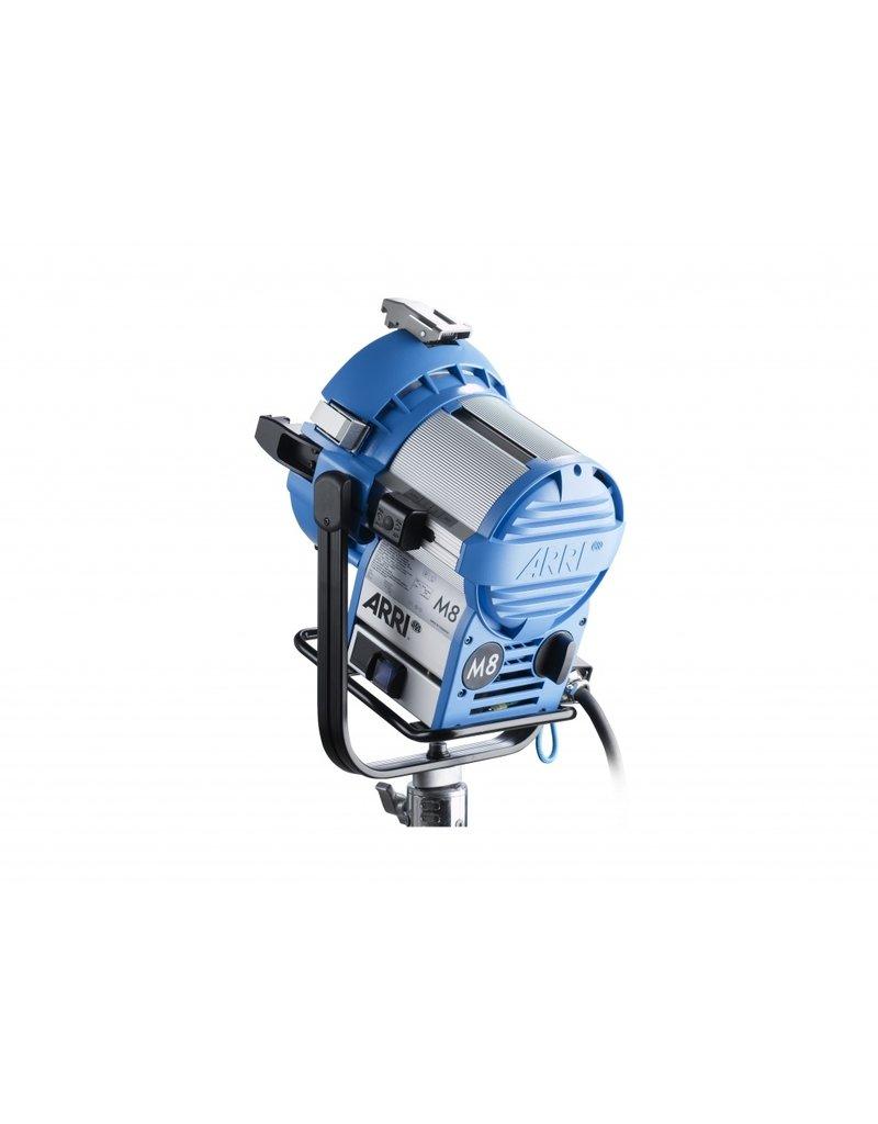 Arri M8 HMI lamp Blue/Silver
