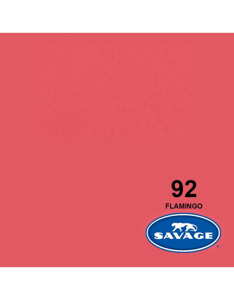 Savage Savage Background Paper 1.38 x 11m Flamingo #92