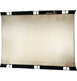 Sunbounce BIG Bouncer Reflector KIT Zebra & White 180 x 245