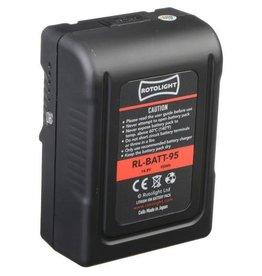 Rotolight Rotolight 95 Wh V-Mount Lithium Ion Battery