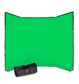 Manfrotto Chroma Key FX Background Kit Green 2,9 x 4,0 m.