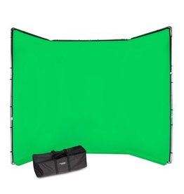 Manfrotto Chroma Key FX Background Kit Green