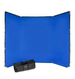 Manfrotto Chroma Key FX Background Kit Blue