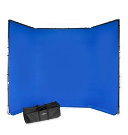 Manfrotto Manfrotto Chroma Key FX Background Kit Blue