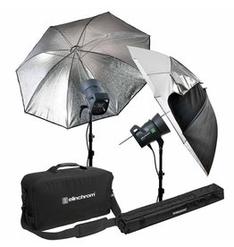Elinchrom ELC 125/125 Studio Basic Set