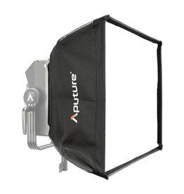 Aputure Nova P300c Softbox + Grid