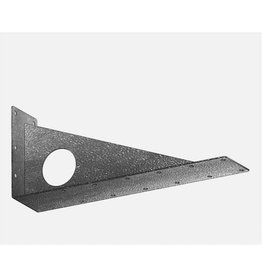 IFF Wall bracket for 3 rails