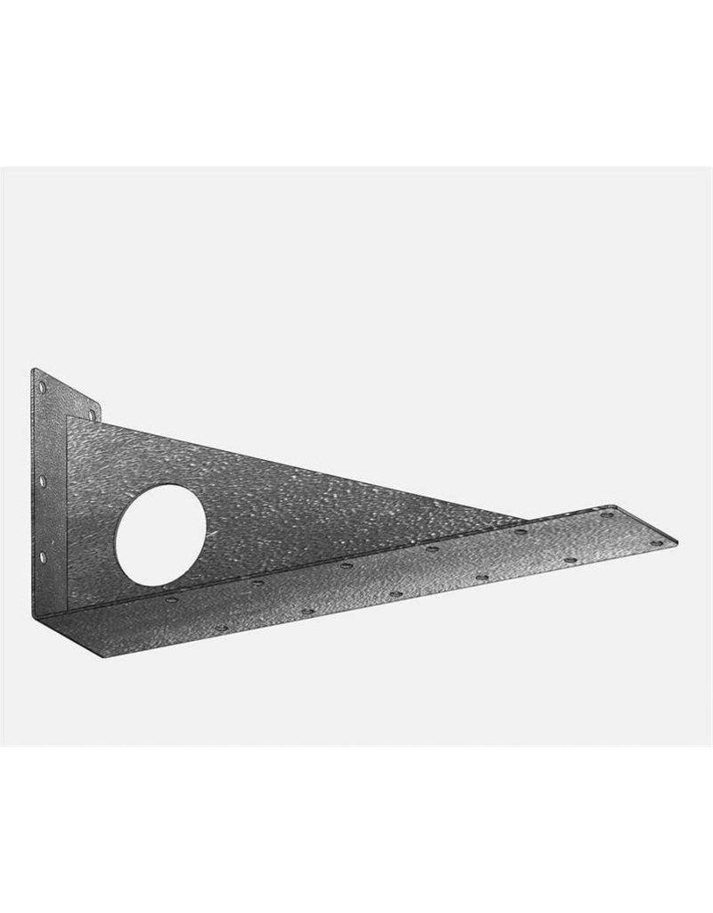 IFF IFF Wall bracket for 3 rails