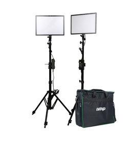 Ledgo LG-E268CIIK2T interview LED light kit