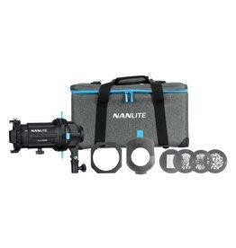 Nanlite Forza 60/60B Projector Mount + 19° Lens