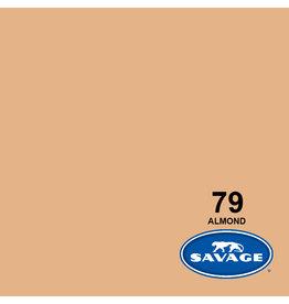 Savage Achtergrondpapier op rol 1.38m x 11m Almond #79
