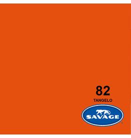 Savage Achtergrondpapier op rol 1.38 x 11m Tangelo #82