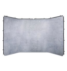 Lastolite Panoramic background 400cm cover Limestone