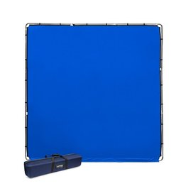 Lastolite Studiolink chroma key Blue screen kit 3x3