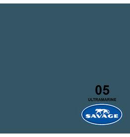 Savage Achtergrondpapier op rol 2.72 x 11m Ultra Marine #05