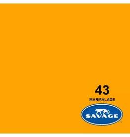Savage Achtergrondpapier op rol 2.72 x 11m Marmalade #43