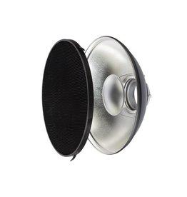 Swit Beauty dish 40cm  + 40° Grid bowens mount