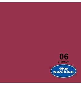 Savage Savage Achtergrondpapier op rol 2.72 x 11m Crimson #06