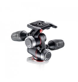 Manfrotto Manfrotto MHXPRO-3Way statiefkop + inklapbare hendels