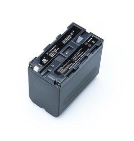FXlion FXLion DF248 NP-F battery 7.4V 6.6AH 48WH