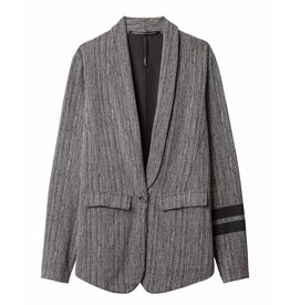10 Days Blazer thin stripe
