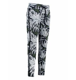 Studio Anneloes Road flower trouser