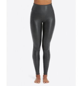 Spanx Faux Leather Pebble Leggings