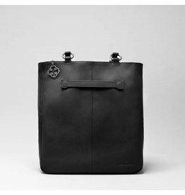 Chalrose Back-Shopper Waxy-Black