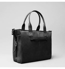 Chalrose City Bag Waxy Black
