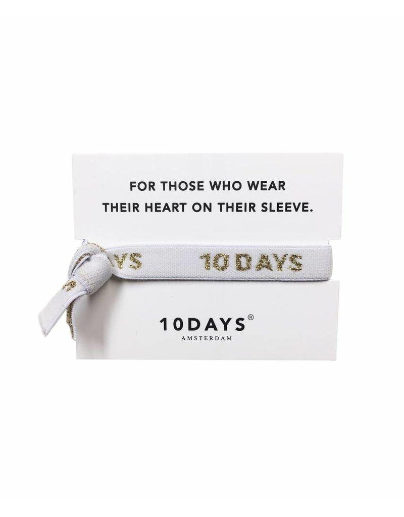 10 Days Bracelet ecru