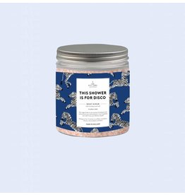 The Gift Label Himalayan scrub - Mandarin Musk Disco