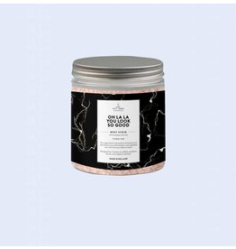 The Gift Label Himalayan Scrub - Mandarin Musk Good