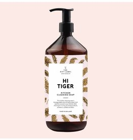 The Gift Label Kitchen Cleaning Soap - Hi Tiger