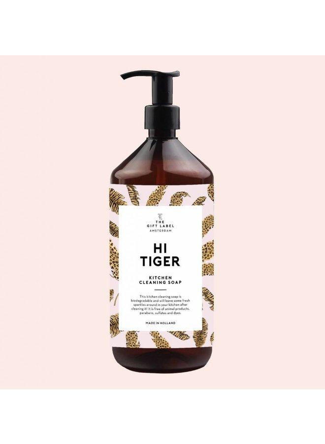 Kitchen Cleaning Soap - Hi Tiger