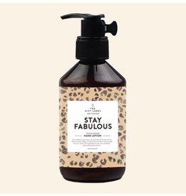 The Gift Label Handlotion 250ml - Stay fabulous