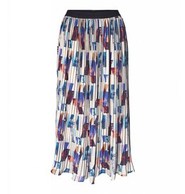 Co'Couture Serena Plisse Skirt