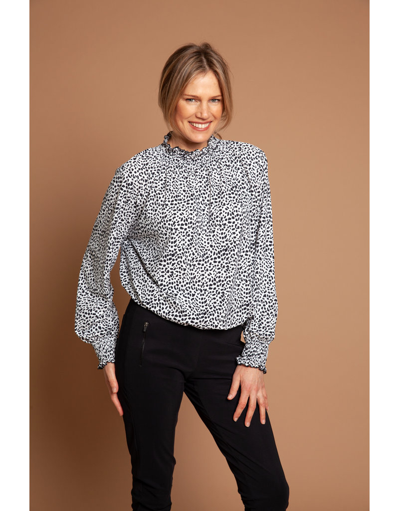Studio Anneloes Poppy small leo blouse